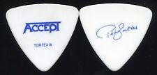 ACCEPT 2010 Blood Tour Guitar Pick!!! PETER BALTES custom concert stage Pick #2