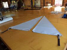 Gray  Spray Shield Set for   TANDEM Hobie Mirage Adventure  kayak  - early model