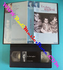 VHS film LE DUE INGLESI FRANCOIS TRUFFAUT 132 minuti L'UNITA'(F59) no dvd