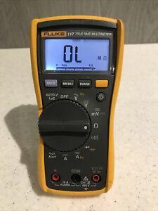 FLUKE 117 Trms Multimeter