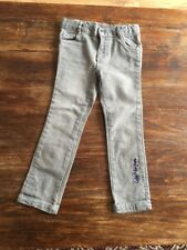 Girls Age 4 Calvin Klein Skinny Jeans In Excellent Condition