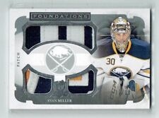 13-14 UD The Cup Foundations  Ryan Miller  /10  Quad Patches