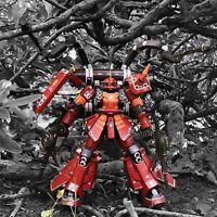 BANDAI MG 1/100 PSYCHO Zaku Ver. Ka Gundam Thunderbolt [PAINTED]