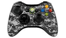 Xbox 360 Grey Camo Controller Skin/Sticker