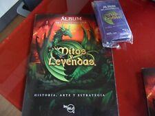 """Mitos Y Leyendas ""Album Vuoto Nuovo + 24 bustine! Ed.Fenix!  ▓"