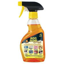 Goo Gone GGHS12 Goo Remover Spray Gel 12 oz, Removes Chewing Gum, Grease, Tar,