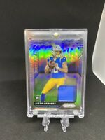Nfl Prizm Hot Mystery Chaser Football Card Pack 10 Qb, 10 RC, 1 Hit, 40 Cards