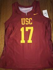Woman's Size Medium Volleyball Shirt/ Jersey Usc #17