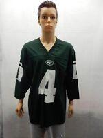 NWT Vintage Pro Player Glenn Foley New York Jets 3/4 Sleeve Shirt XL