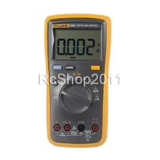 FLUKE 15B+ F15B+ Auto Range AC DC Voltage Current Digital Multimeter Meter