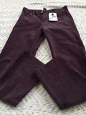 Levi's 514  Slim Straight Boys Corduroy Pant Size 10 Regular (25x25) Brown Color