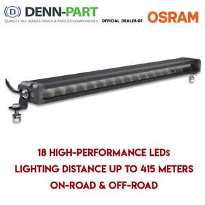 Osram LED Lightbar LEDriving Spot Beam Light Bar VX500-SP LEDDL116-SP