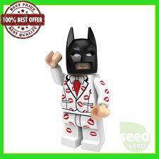 "HOT The Lego Batman Movie "" 2017 Batman "" Batman in Kiss White"