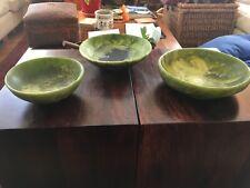 Dinosaur Designs malachite resin bowls