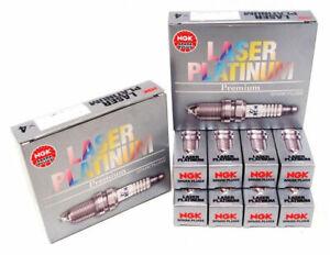 NGK Laser Platinum Spark Plugs LKR8AP BMW M6 M5 M3 4.0 V8 S65 5.0 litre V10 S85