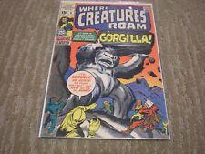 Where Creatures Roam #5 (1970 Series) Marvel Comics VF+