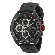 Tag Heuer Formula One Black (Carbide coated) Titanium Mens Watch CAZ2011.FT8024