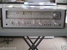 Vintage Pioneer SX-650 Stereo Receiver Silver Face