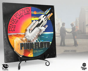 Pink Floyd (Wish You Were Here) 3D Vinyl™ Direct from Knucklebonz