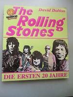 The Rolling Stones Die ersten 20 Jahre (nur Heft keine CD / keine Schallplatte)