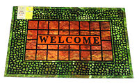 ZERBINO Welcome ingresso tappeto gommato antiscivolo