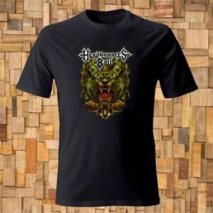HEADBANGERS BALL Classic TV Show Logo Men's Black T-shirt Size S-3XL