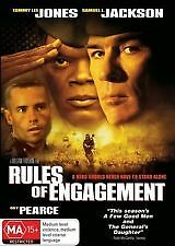 RULES OF ENGAGEMENT - BRAND NEW SEALED DVD (SAMUEL L. JACKSON, TOMMY LEE JONES))