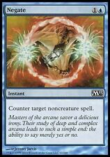 4x Negate M13 MtG Magic Blue Common 4 x4 Card Cards
