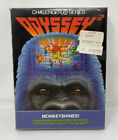 Monekeyshines+Challenger+Series+Odyssey+2+Game+BRAND+NEW+SEALED+UNPUNCHED