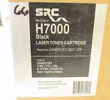 SRC H7000 Black Laser Toner Cartridge for Canon L760, L770, L780 (TO022-1)