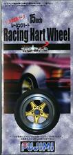 Fujimi Models 1/24 15inch Racing Hart Wide Wheels Set