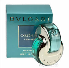 Bvlgari Omnia Paraiba 40ml Eau de Toilette Spray Neu & Originalverpackt