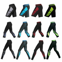 Men's Compression Gym Training Running Jogging Sport Shorts/Cropped-pants/Trouse