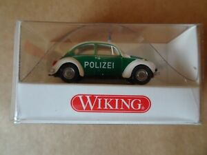 1//87 Wiking VW Käfer 1302 gelborange #11