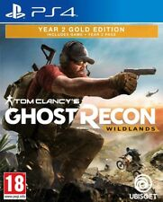 Tom Clancys Ghost Recon Wildlands - Year 2 Gold Edition PS4 Spiel Tom Clancy's