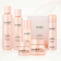 Etude House Moistfull Collagen Line Toner Essence Emulsion Eye Cream Mask Pack