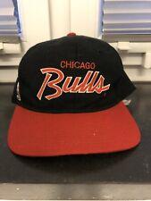 Vintage Sports Specialties SnapBack cap chicago bulls Starter rythm DS ha