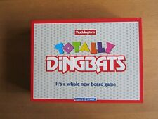 TOTALLY DINGBATS  Board Game