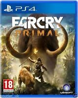 Far Cry Primal PS4 - MINT - quick dispatch
