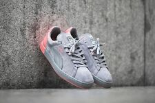 Puma Suede x Staple Pigeon Frost Grey Pink Gray Size 11.5 Brand New Authentic