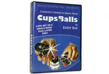 Magic Makers Cups & Balls Complete Course 80 Tricks