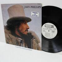 ORIGINAL 1970 PROMO JOHN PHILLIPS WOLFKING OF LA VINYL LP