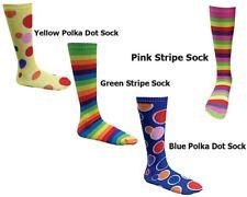 Kids Unisex Socks Yellow, Pink, Yellow & Multi Color Children Footwear
