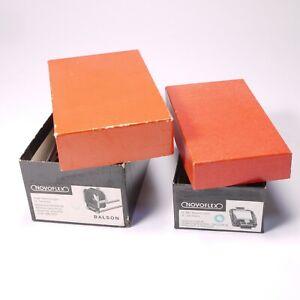Novoflex Diakopier-Vorsatz mit Sonnenblende BALCOP + BALSON Dia Copier in OVP