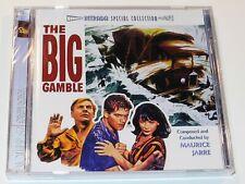 Maurice Jarre THE BIG GAMBLE Sol Kaplan TREASURE OF THE GOLDEN CONDOR CD (New)