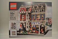 LEGO 10218-Pet Shop-CREATOR EXPERT-NUOVISSIMO / FACTORY SIGILLATO
