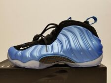 New Nike Air Foamposite One University Blue 314996-402 DS Size 10