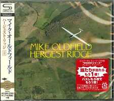 MIKE OLDFIELD-HERGEST RIDGE-JAPAN  SHM-CD BONUS TRACK D50