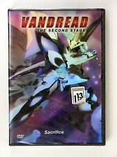 Vandread - DVD - The Second Stage - Sacrifice - Ep. 5, 6, 7 - Brand New