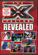 THE X FACTOR REVEALED 2006 DVD - SIMON COWELL, SHARON OSBOURNE & LOUISE WALSH